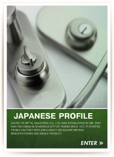 JAPANESE PROFILE